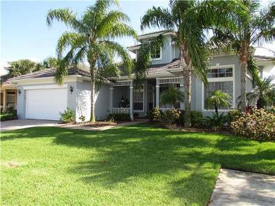 Magnolia Lakes Single Family Home For Sale: 113 NW Rockbridge Court