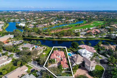 Jupiter Single Family Home For Sale: 116 Terrapin Trail