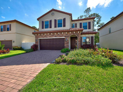 Greenacres Single Family Home For Sale: 6006 Night Heron Court