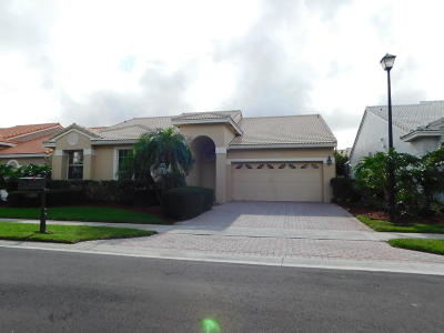 Boca Raton Single Family Home For Sale: 23268 Alora Drive
