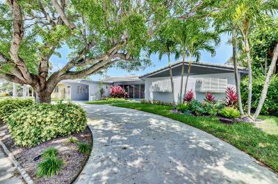 Boca Raton Single Family Home For Sale: 866 SW 10th Avenue