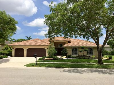 Parkland Single Family Home For Sale: 7164 NW 68th Drive