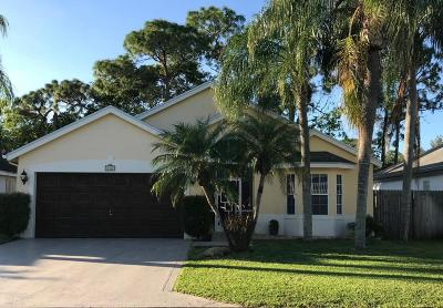 Royal Palm Beach Single Family Home For Sale: 136 Meadowlands Drive