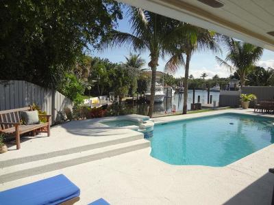 Palm Beach Single Family Home For Sale: 11380 W Teach Road