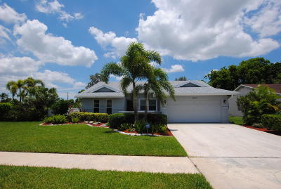 Boca Raton Single Family Home For Sale: 23313 SW 61st Avenue
