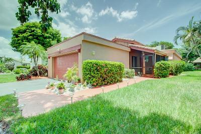 Boynton Beach Single Family Home For Sale: 5750 Piping Rock Drive