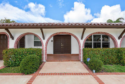 Boca Raton Single Family Home For Sale: 383 Denny Court