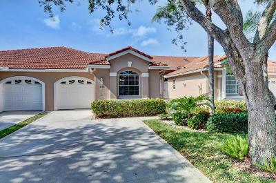 Boca Raton Single Family Home For Sale: 8130 Via Di Veneto