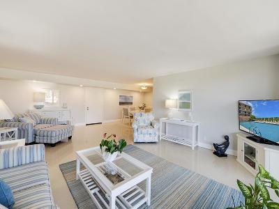 Palm Beach Condo For Sale: 3200 S Ocean Boulevard #A101