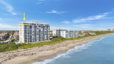 Juno Beach Condo For Sale: 840 Ocean Drive #Ph-A