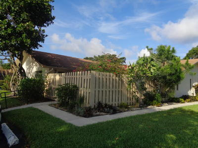 Delray Beach Single Family Home For Sale: 734 NW 30th Avenue #C