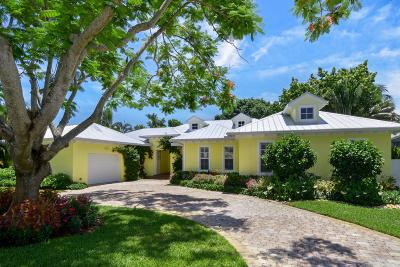 Delray Beach Single Family Home For Sale: 1329 NW 3rd Avenue