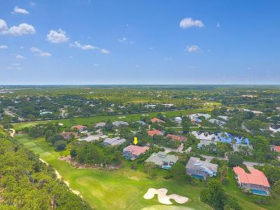 Palm City Single Family Home For Sale: 4144 SW Gleneagle Circle