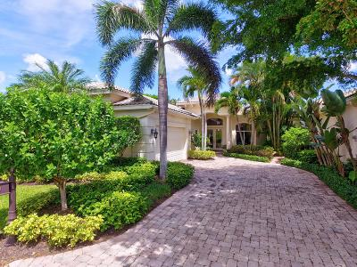 Delray Beach Single Family Home For Sale: 7765 Montecito Place