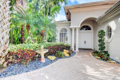 Delray Beach Single Family Home For Sale: 7971 Villa D Este Way