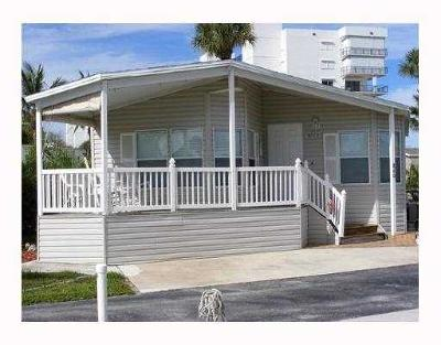 Hutchinson Island Mobile Home Contingent: 860 Pirates Cove Lane