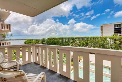 Palm Beach Condo For Sale: 3450 S Ocean Boulevard #326