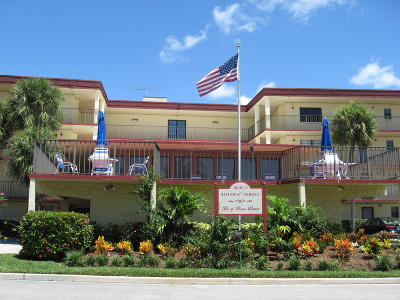 Boca Raton Rental For Rent: 9233 SW 8th Street #407