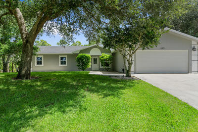 Jupiter Single Family Home For Sale: 10673 151st Lane