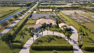 Palm Beach County Rental For Rent: 4985 Stables Way
