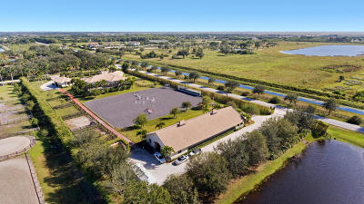Palm Beach County Rental For Rent: 4985 Stables (Barn) Way