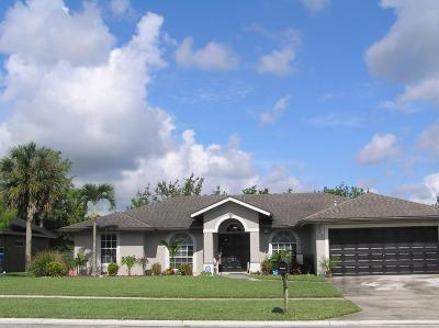 Royal Palm Beach Single Family Home For Sale: 127 Nottingham Road