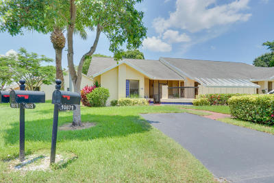 Boca Raton FL Single Family Home For Sale: $185,000