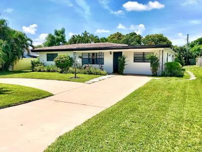 Boca Raton Single Family Home For Sale: 280 NW 10th Street