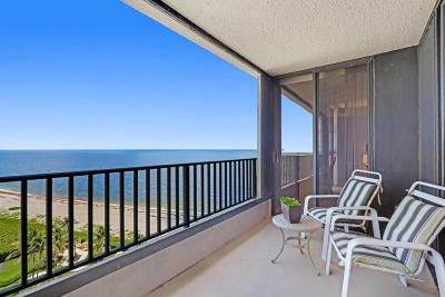 Juno Beach Condo For Sale: 450 Ocean Drive #Ph4