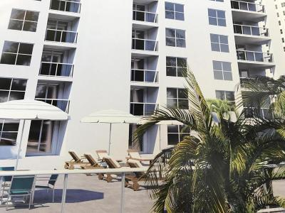 Highland Beach Condo For Sale: 3115 S Ocean Boulevard #1004