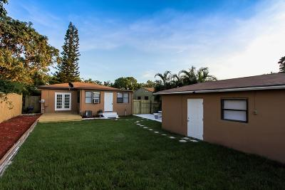 West Palm Beach Single Family Home For Sale: 915 36th Street