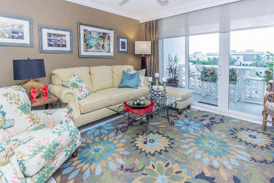Palm Beach Condo For Sale: 2840 S Ocean Boulevard #523
