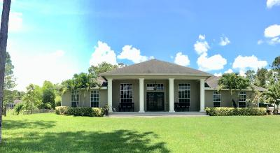 Loxahatchee Single Family Home For Sale: 16418 67th Court