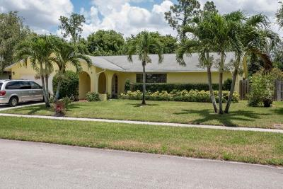 Royal Palm Beach Single Family Home For Sale: 195 Bobwhite Road