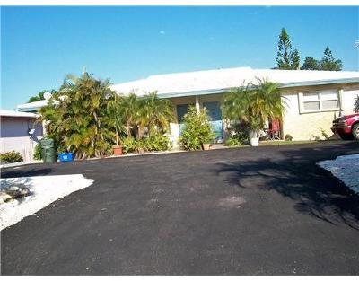 Boca Raton Rental For Rent: 186 NW 4th Avenue #Down
