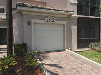Palm Beach Gardens FL Condo For Sale: $235,000