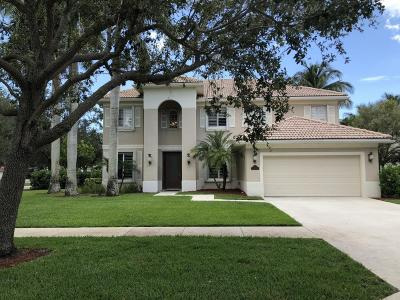 Jupiter Single Family Home For Sale: 1139 Egret Circle S