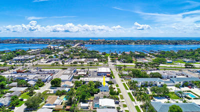 Lake Worth, Lakeworth Single Family Home For Sale: 323 W Pine Street