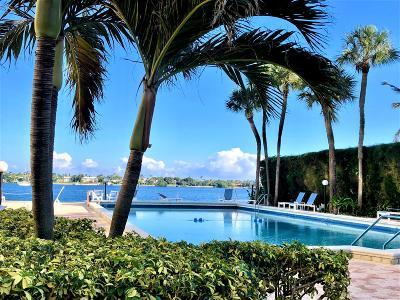 Palm Beach Condo Contingent: 2800 Flagler Drive #103