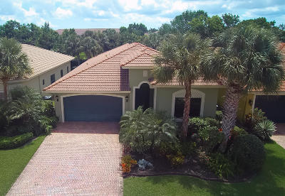 Boynton Beach Single Family Home For Sale: 10134 Noceto Way