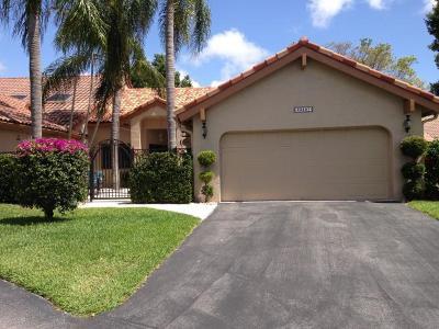 Boca Raton Rental For Rent: 23387 Water Circle