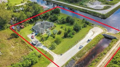 Loxahatchee Single Family Home For Sale: 16968 94th Street