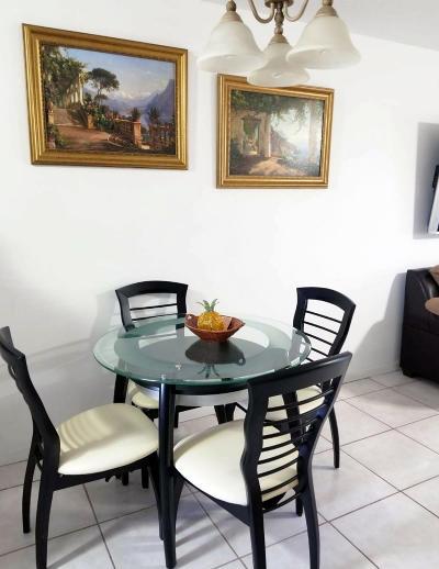 West Palm Beach Condo For Sale: 2541 Barkley Drive W #I