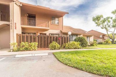 Delray Beach Condo For Sale: 2445 SW 22nd Avenue #1030