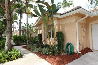 Delray Beach Rental For Rent: 249 W Coral Trace Circle