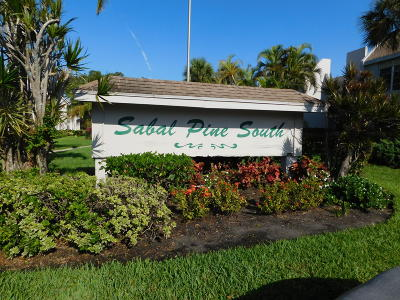 Delray Beach Rental For Rent: 2920 SW 22nd Avenue #6070