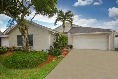 Boca Raton Single Family Home For Sale: 21031 Country Creek Drive