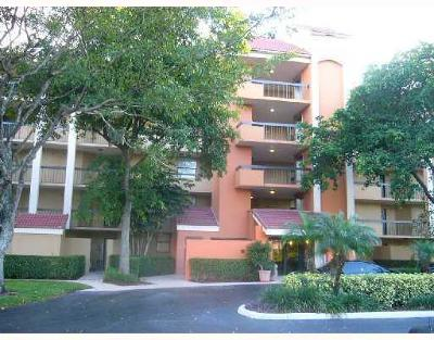 Delray Beach Rental For Rent: 820 Lavers Circle #G205