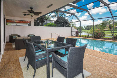 Boca Raton Single Family Home For Sale: 11271 Clover Leaf Circle
