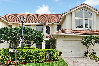 Boca Raton Rental For Rent: 2434 NW 59th Street #1404
